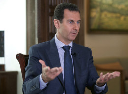 بشار الأسد لمذيع قناةٍ فنزويلية: أنت تجلسُ مع الشيطان