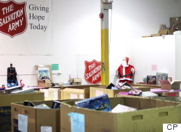 Salvation Army Exec Diverted Thousands Of Donations To Black Market