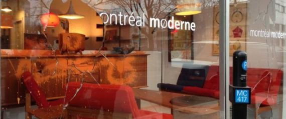 Gentrification une premi re vague d 39 arrestations dans for Meuble hochelaga montreal