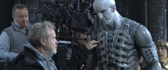 RIDLEY SCOTT ALIENS
