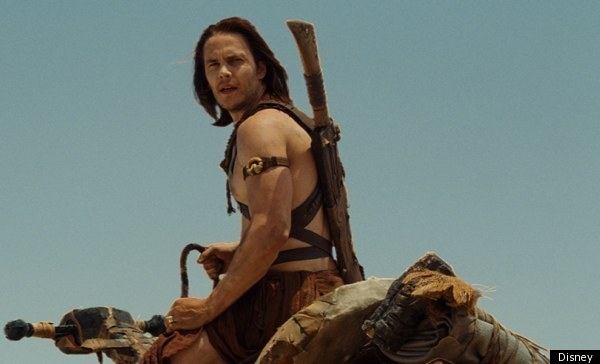 Mike Ryan: 'JOHN CARTER': Will The JOHN CARTERs Of Earth See Sci ...