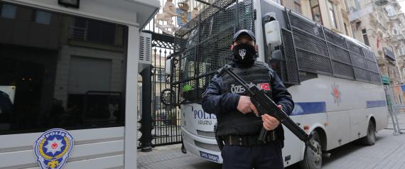 TURKISH POLICE