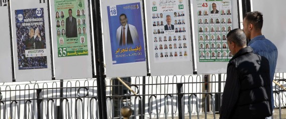 ALGERIA ELECTION