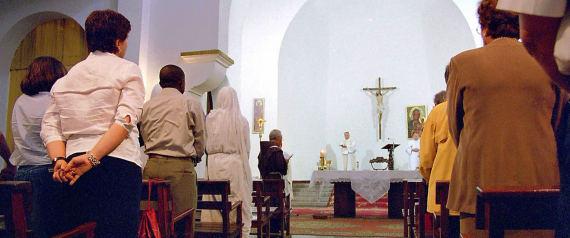 CHURCH IN MOROCCO