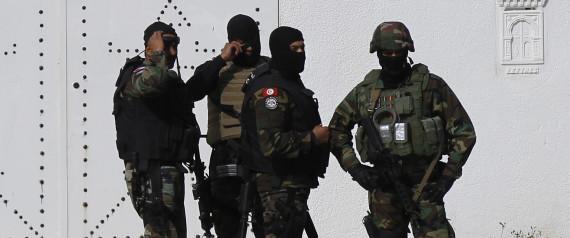 TUNISIA POLICE TERRORISM