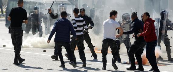 TUNISIAN SECURITY