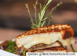 Le festival du Grilled Cheese est lancé!