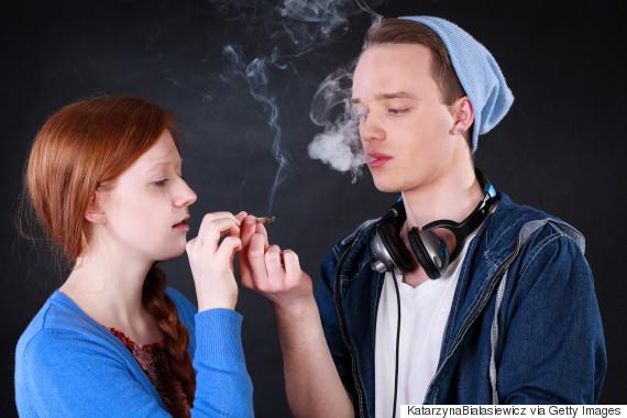 marijuana kids