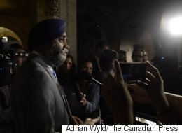 Trudeau Stands By Defence Minister Amid Accusations Of 'Stolen Valour'
