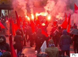 Des rassemblements à Montréal pour souligner la Journée des travailleurs