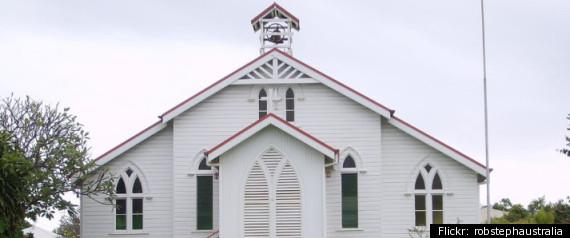 CHURCH FORECLOSURES 2011