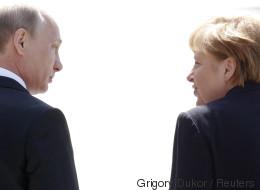 Russland-PK im Live-Stream: Merkel und Putin online sehen, so geht's