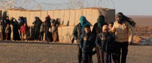 SYRIAN IRAQI BORDERS