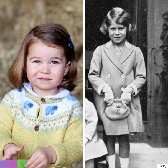 princess charlotte queen elizabeth
