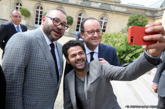 Mohamed 6 rencontre francois hollande