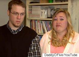 L'homme derrière la chaîne YouTube «DaddyOFive» a perdu la garde de ses enfants