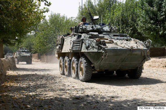 light armoured vehicle canadian