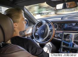 BLOGUE: Les consommateurs sont méfiants des voitures autonomes