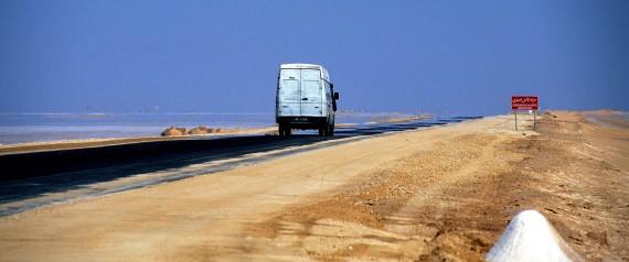 ROAD TUNISIA