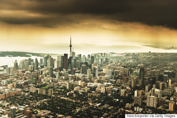 Toronto Housing Market Actually Softens As New Listings Soar