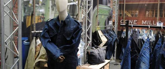 DENIM PREMIERE VISION PARIS