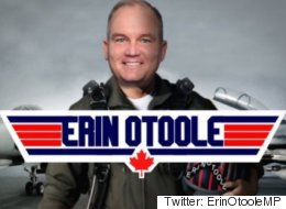 O'Toole's 'Top Gun' Memes Irk Liberal MP Who Flew Fighter Jets