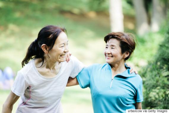 elderly japanese