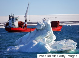 Global Warming Might Make Arctic Shipping More Sustainable