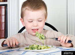 Encouraging Kids To Go 'Meatless'