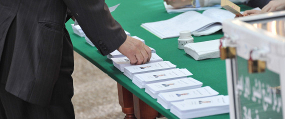 VOTE ALGERIA