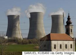 スロバキアの原子力発電所を見学して