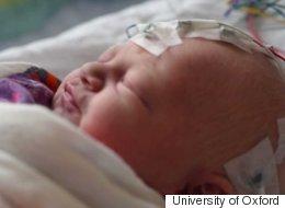 Des chercheurs mesurent la douleur ressentie par les bébés