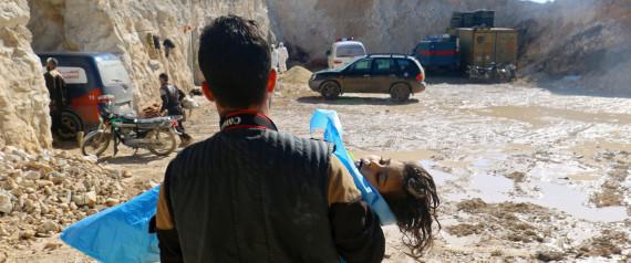 GAS SYRIA