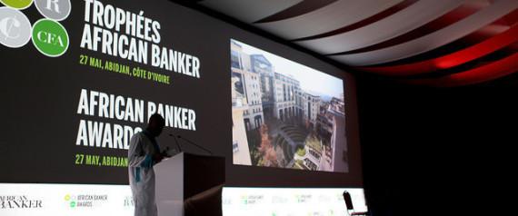 TROPHES AFRICAN BANKER