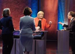 NRW-TV-Duell im Live-Stream: Die Fragen an die Spitzenkandidaten online sehen, so geht's