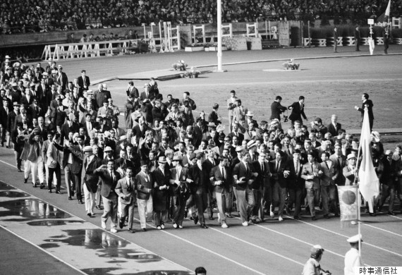olympic tokyo 1964