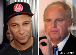 Rage Against The Machine Rush Limbaugh