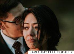 Cette photo de mariage fait fondre les internautes en larmes