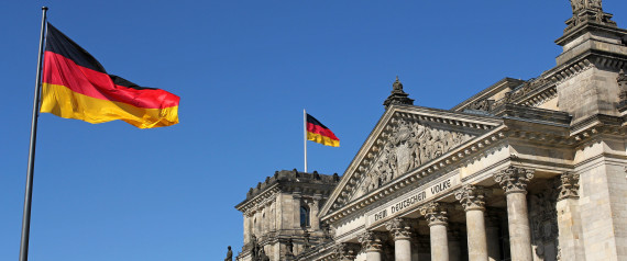 GERMAN BUNDESTAG