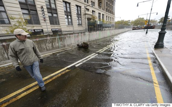 hurricane sandy brooklyn flooding