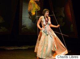 Un opéra inspiré de la vie de Frida Kahlo présenté à Montréal