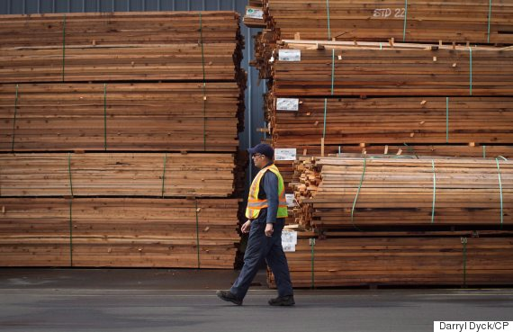 canada softwood lumber