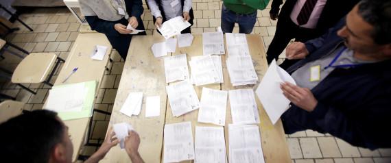 ELECTIONS ALGERIA