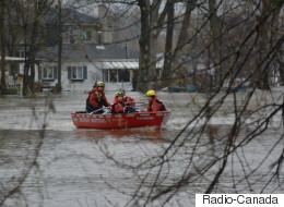 Inondations: dégradation prévue ce week-end