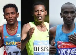 Ils ont raté leur pari de courir un marathon en moins de deux heures... à 25 petites secondes près