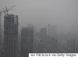베이징, 미세먼지 측정치 조작 의혹