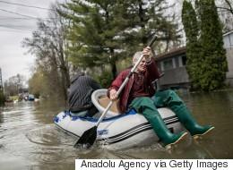Le pire est à venir en ce qui a trait aux inondations