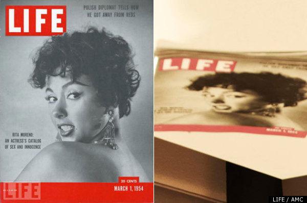 Rita Moreno life magazine