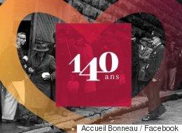 L'Accueil Bonneau fête ses 140 ans