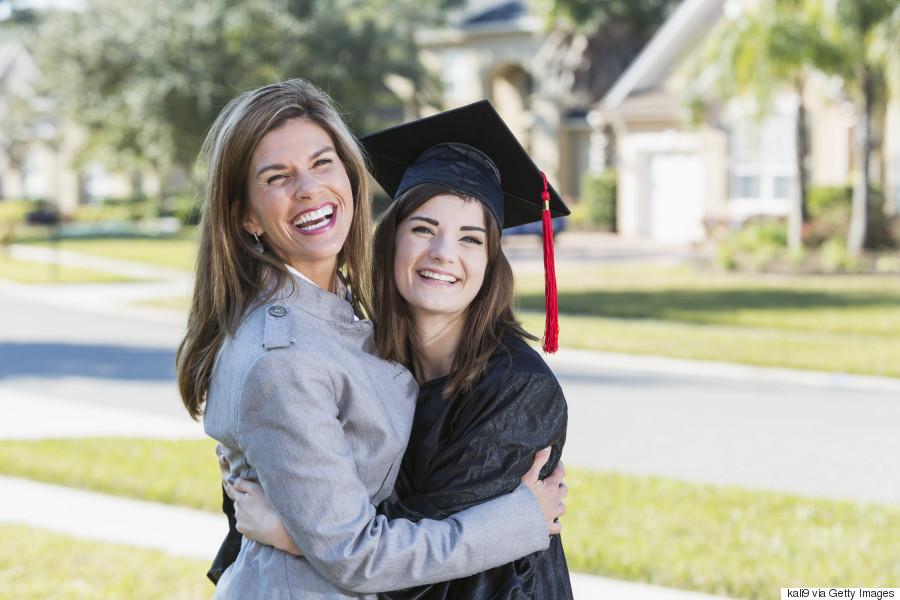 graduating kid